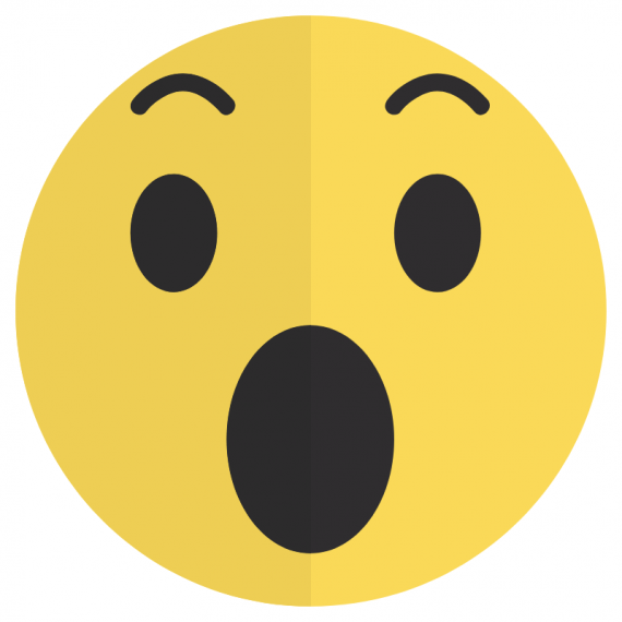 shocked smiley face FB controversial Rules