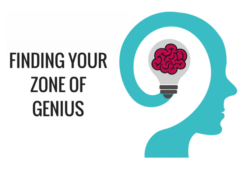 Find your zone of genius