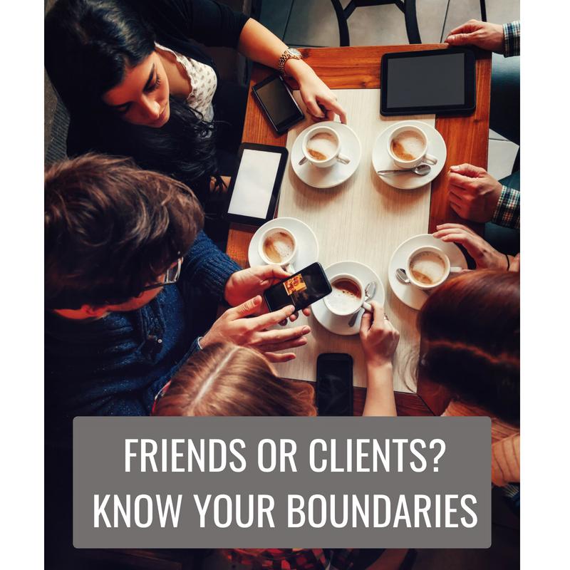 know your boundaries