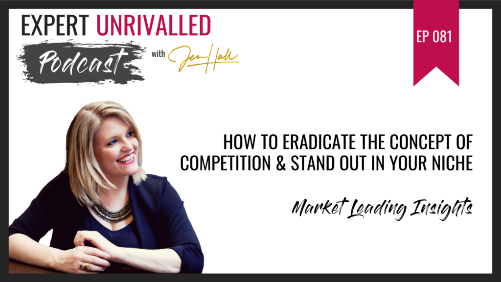 eradicate the competition